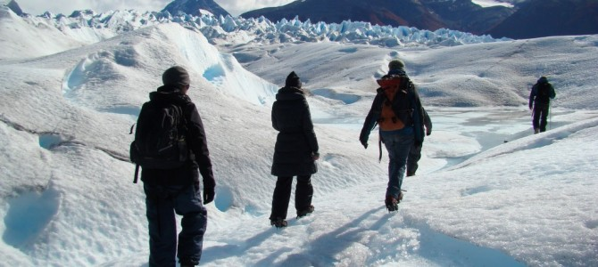 Patagônia 7/11: Big Ice sobre o Glaciar Perito Moreno