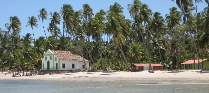 Tamandaré e Praia dos Carneiros