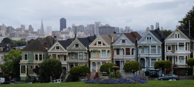 20 dias de carro entre Los Angeles, São Francisco e Las Vegas: Parte 1