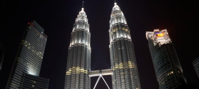Roteiro de dois dias em Kuala Lumpur