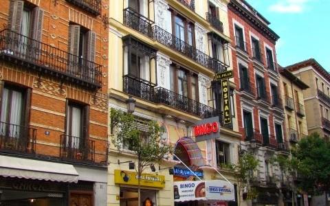 Hotel em Madri: Hostal el Pilar