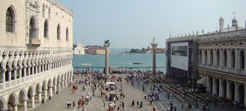 Roteiro Magnético por Veneza
