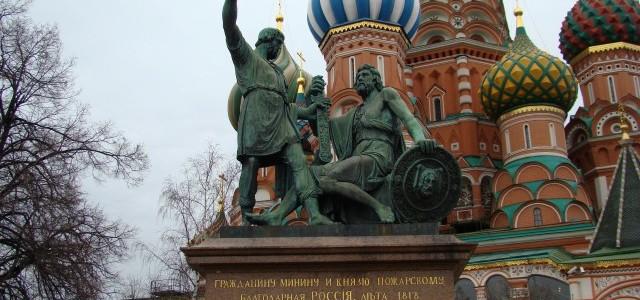 Planejando uma viagem à Rússia