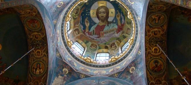 Igreja do Salvador sobre o Sangue Derramado – São Petersburgo