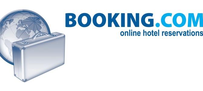Parceria com o Booking.com !