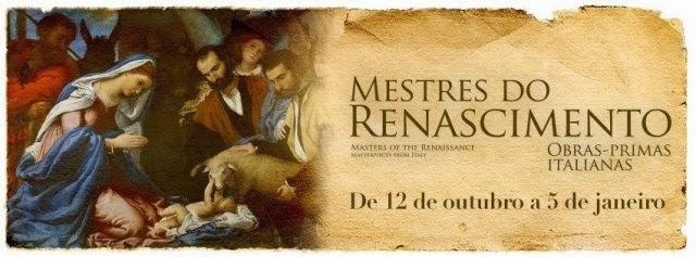 Exposição no CCBB: Mestres do Renascimento