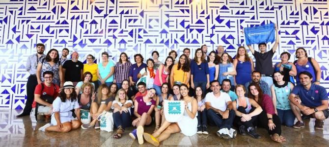 #EncontroBsB: experimentando Brasília!