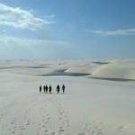 Lençóis Maranhenses: a Lagoa Bonita