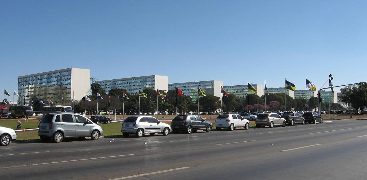Ministérios com carros