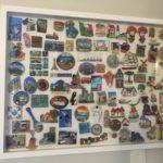 Minha Coleção de Ímãs: a coleção da Michela