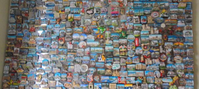 Minha Coleção de Ímãs: a coleção do Ricardo