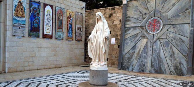 Israel: visitando a Basílica da Anunciação, em Nazaré