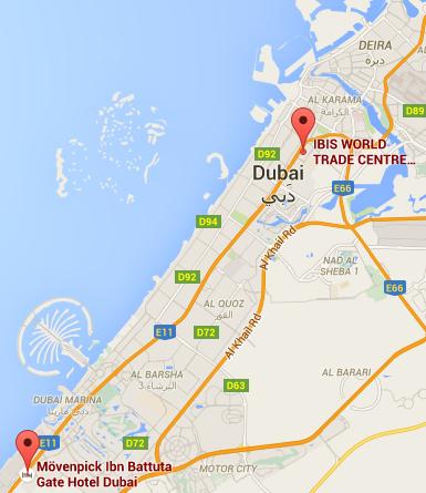 onde fica o dubai mapa Onde ficar em Dubai: 2 ou 5 estrelas?   Colecionando Ímãs onde fica o dubai mapa